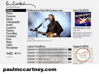 paulmccartney.com